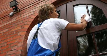 Wartung pflege - Fenster scherenlager einstellen ...